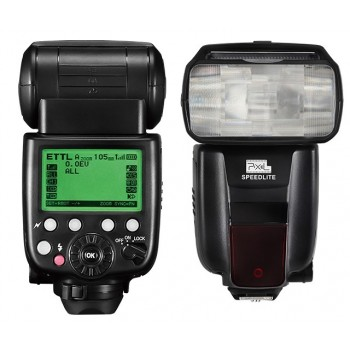 PIXEL FLASH X800C - TTL...