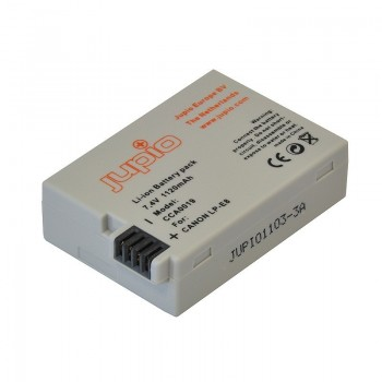 JUPIO BATTERIE CANON LP-E8...