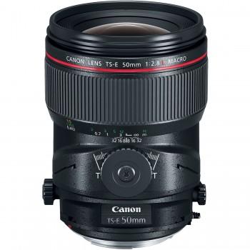 CANON TS-E 50mm F/2.8 L