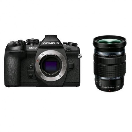 Olympus E-M1 Mark II + M. Zuiko Digital ED 12-100 mm f/4.0 IS Pro Micro