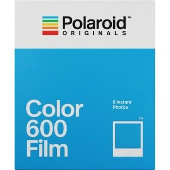 POLAROID 600 FILM COULEUR