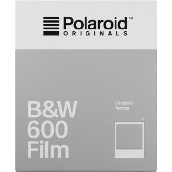 POLAROID 600 FILM NOIR ET...