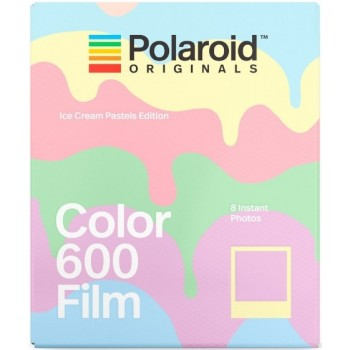 POLAROID 600 FILM ICE CREAM...