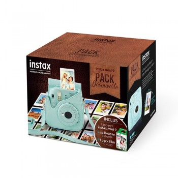 FUJIFILM INSTAX MINI 9 ICE...