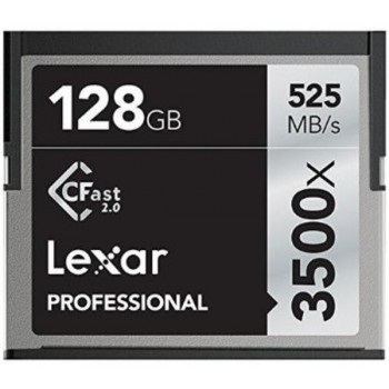 Lexar Carte CFAST 128GB...
