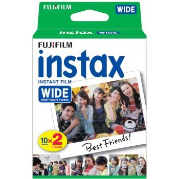 FUJI INSTAX BIPACK WIDE 2X10