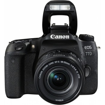 CANON EOS 77D+18-55 IS...