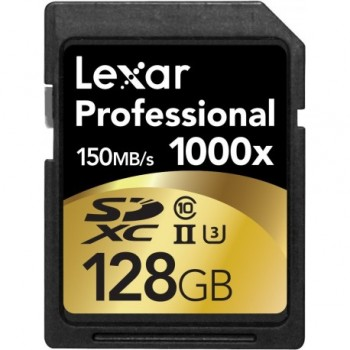 LEXAR CARTE SDXC 128GB...