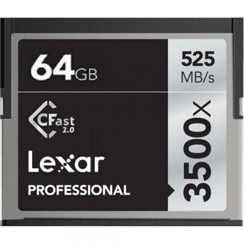 Lexar Carte CFAST 64GB...