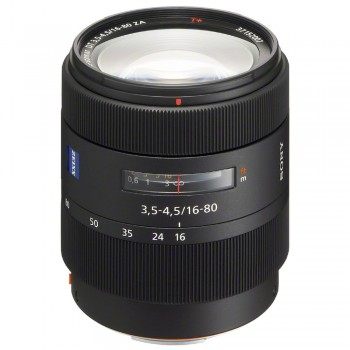 Sony 16-80MM F/3.5-4.5 DT...