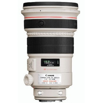 CANON EF 200 MM f/2 IS L USM