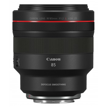 CANON RF 85 MM f/1.2 L USM DS