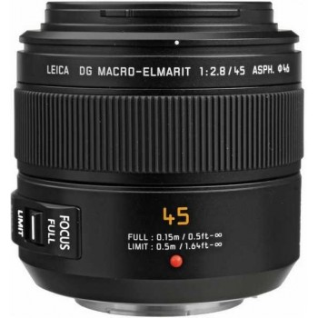 PANASONIC 45MM F/2.8 MACRO...