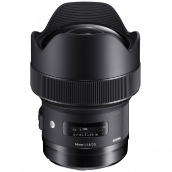 SIGMA 14MM F/1.8 DG HSM ART...