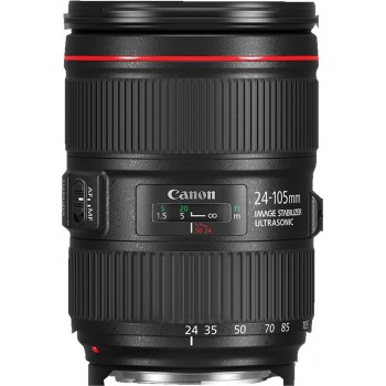 CANON EF 24-105MM F/4 L IS...