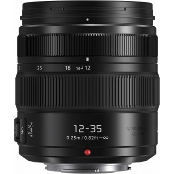 PANASONIC 12-35MM F/2.8 II...
