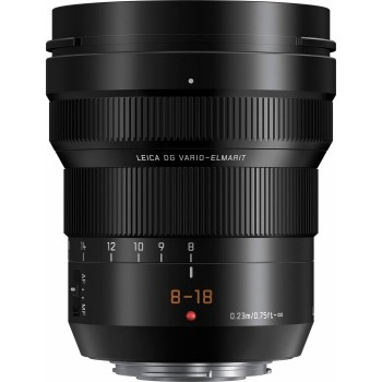 PANASONIC 8-18MM F/2.8-4...