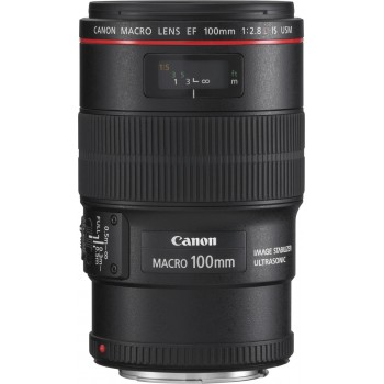 CANON EF 100MM F/2.8 L IS...