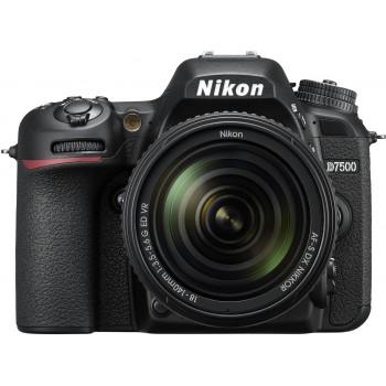 NIKON  D7500+18-140 ED VR