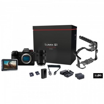 "PANASONIC S1 KIT ""FILMMAKER"""