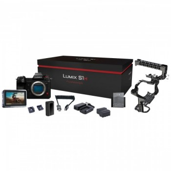 "PANASONIC S1H KIT ""FILMMAKER"""