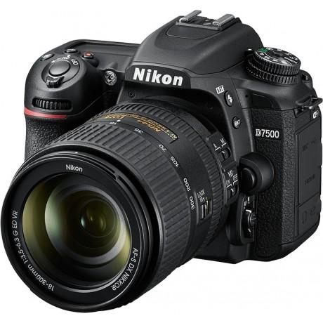 NIKON D7500 + 18-300 VR DX