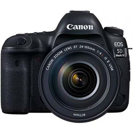 CANON EOS 5D MARK IV + EF 24-105 F/4 L IS II