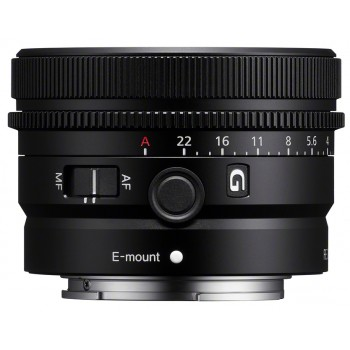 SONY OBJ 40MM F2.5 G  -...