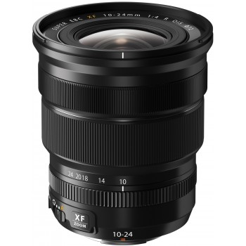 FUJI XF 10-24MM F/4 OR OIS