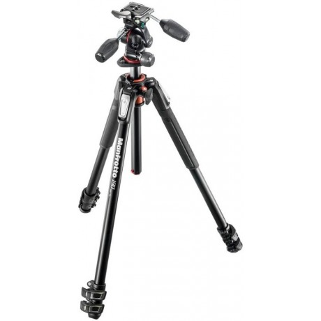 MANFROTTO 190 NEW 3S +MHXPRO-3W